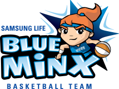 SAMSUNG LIFE BLUEMINX BASKETBALL TEAM